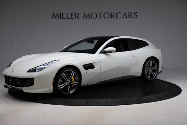 Used 2020 Ferrari GTC4Lusso for sale $264,900 at Pagani of Greenwich in Greenwich CT 06830 2