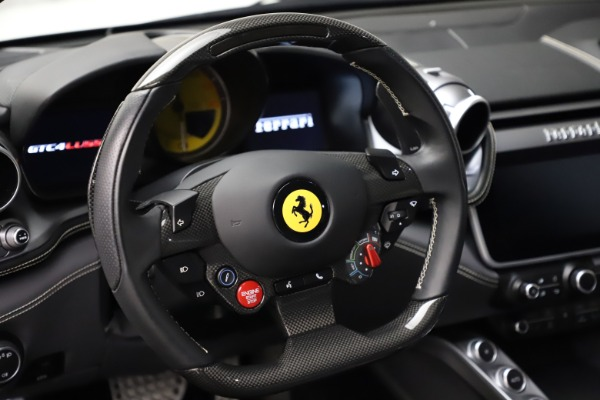 Used 2020 Ferrari GTC4Lusso for sale $264,900 at Pagani of Greenwich in Greenwich CT 06830 21