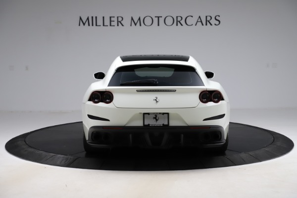 Used 2020 Ferrari GTC4Lusso for sale $264,900 at Pagani of Greenwich in Greenwich CT 06830 6