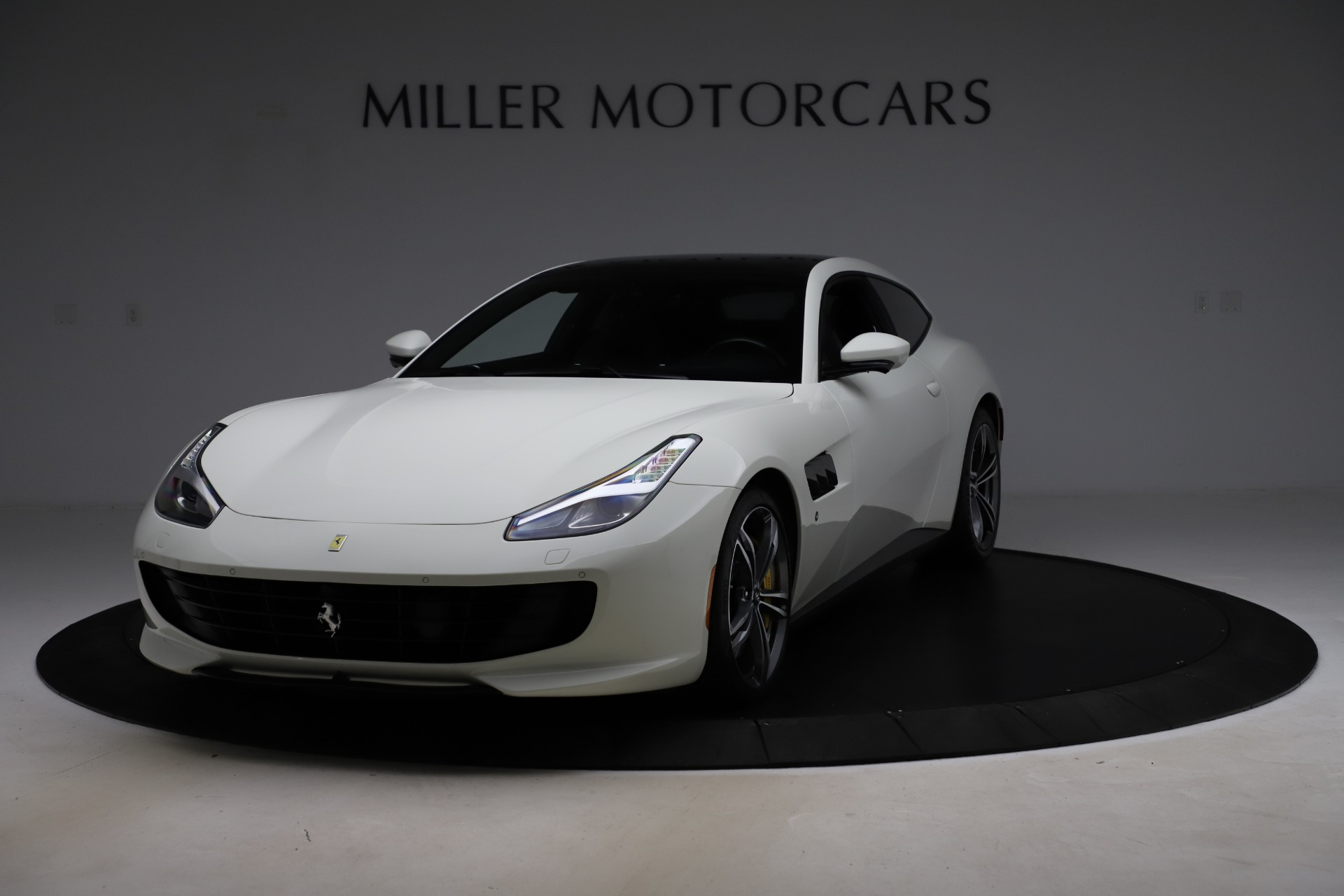 Used 2020 Ferrari GTC4Lusso for sale Sold at Pagani of Greenwich in Greenwich CT 06830 1