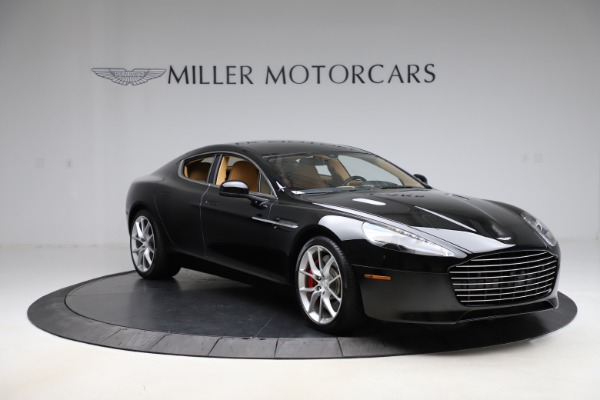 Used 2016 Aston Martin Rapide S for sale $123,900 at Pagani of Greenwich in Greenwich CT 06830 10