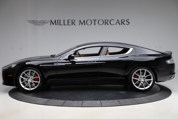 Used 2016 Aston Martin Rapide S for sale $123,900 at Pagani of Greenwich in Greenwich CT 06830 2