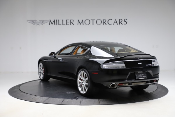 Used 2016 Aston Martin Rapide S for sale $123,900 at Pagani of Greenwich in Greenwich CT 06830 4