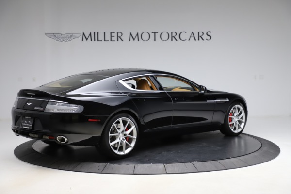 Used 2016 Aston Martin Rapide S for sale $123,900 at Pagani of Greenwich in Greenwich CT 06830 7