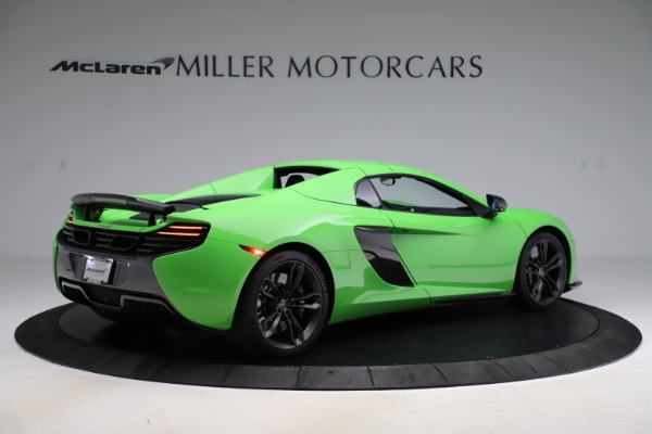 Used 2016 McLaren 650S Spider for sale Sold at Pagani of Greenwich in Greenwich CT 06830 14