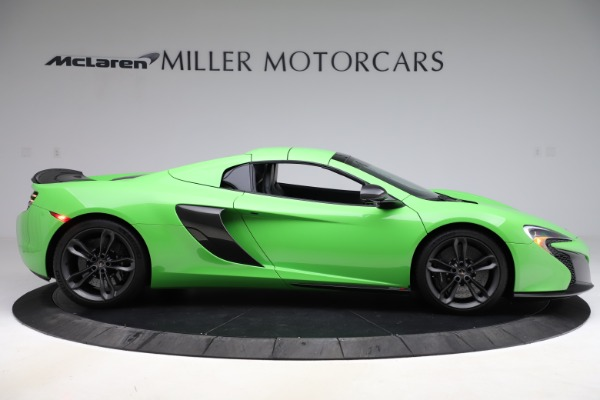 Used 2016 McLaren 650S Spider for sale Sold at Pagani of Greenwich in Greenwich CT 06830 15
