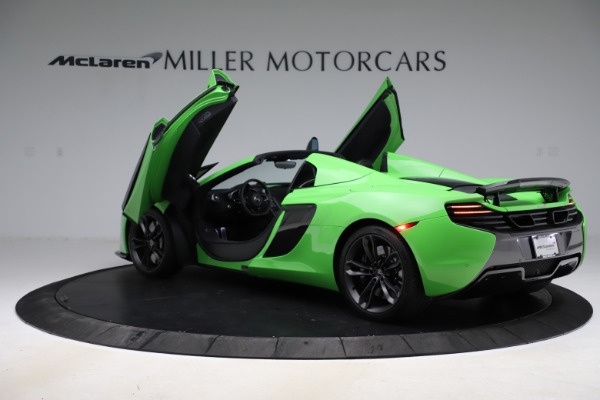 Used 2016 McLaren 650S Spider for sale Sold at Pagani of Greenwich in Greenwich CT 06830 20