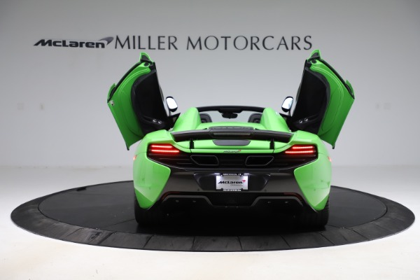 Used 2016 McLaren 650S Spider for sale Sold at Pagani of Greenwich in Greenwich CT 06830 21