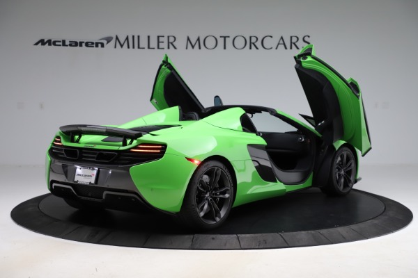 Used 2016 McLaren 650S Spider for sale Sold at Pagani of Greenwich in Greenwich CT 06830 22
