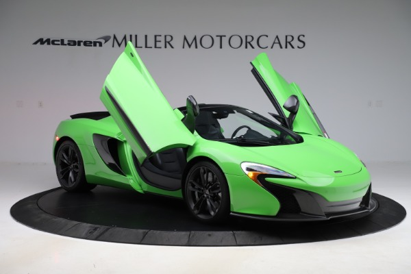 Used 2016 McLaren 650S Spider for sale Sold at Pagani of Greenwich in Greenwich CT 06830 24