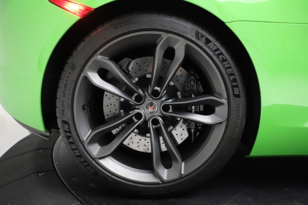 Used 2016 McLaren 650S Spider for sale Sold at Pagani of Greenwich in Greenwich CT 06830 26