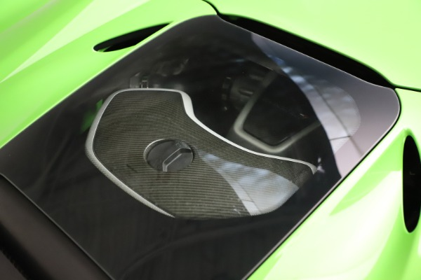 Used 2016 McLaren 650S Spider for sale Sold at Pagani of Greenwich in Greenwich CT 06830 27
