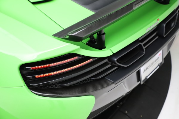 Used 2016 McLaren 650S Spider for sale Sold at Pagani of Greenwich in Greenwich CT 06830 28