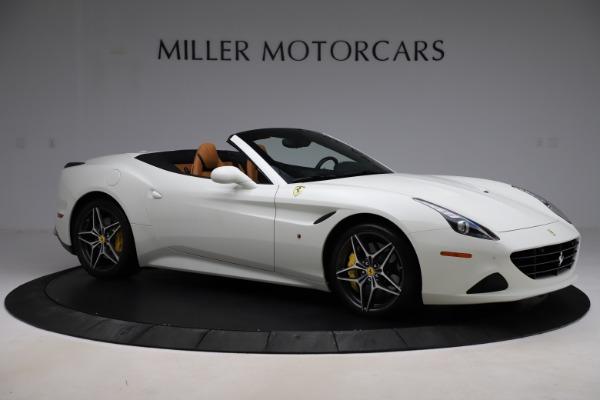 Used 2018 Ferrari California T for sale $169,900 at Pagani of Greenwich in Greenwich CT 06830 10