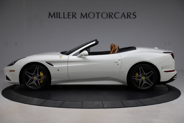 Used 2018 Ferrari California T for sale $169,900 at Pagani of Greenwich in Greenwich CT 06830 3