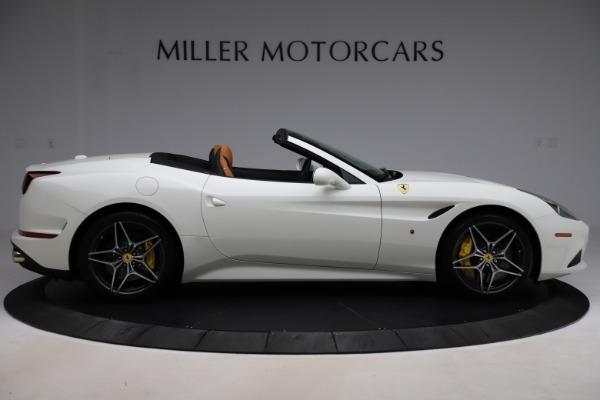 Used 2018 Ferrari California T for sale $169,900 at Pagani of Greenwich in Greenwich CT 06830 9