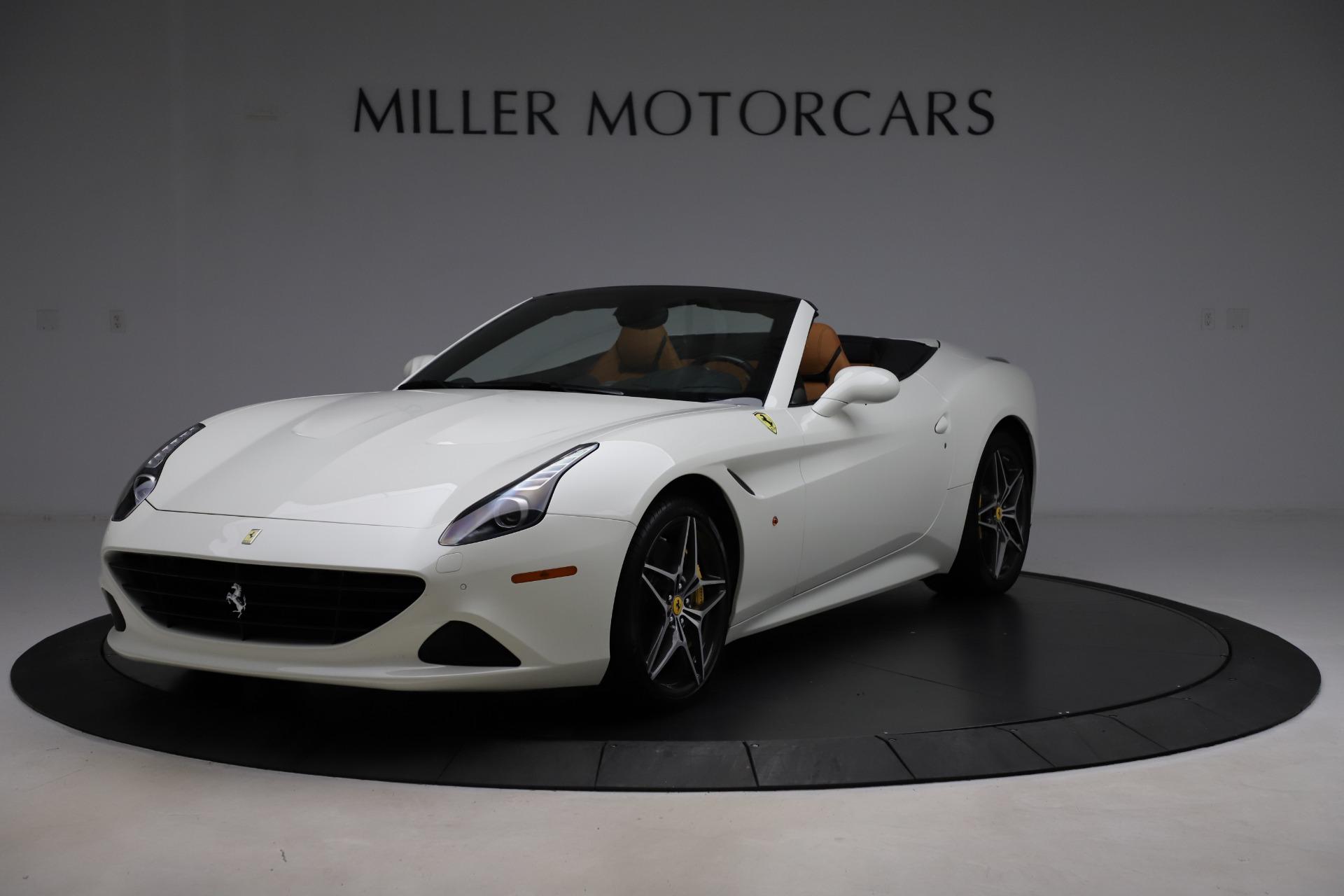 Used 2018 Ferrari California T for sale $169,900 at Pagani of Greenwich in Greenwich CT 06830 1