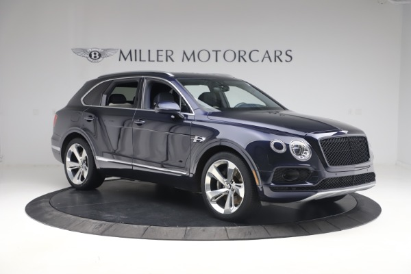 Used 2018 Bentley Bentayga W12 Signature for sale $154,900 at Pagani of Greenwich in Greenwich CT 06830 11