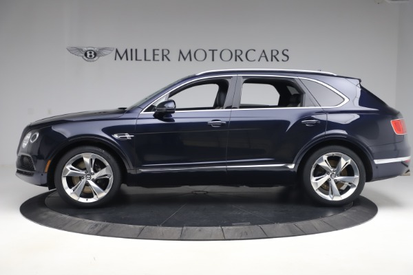 Used 2018 Bentley Bentayga W12 Signature Edition for sale $149,900 at Pagani of Greenwich in Greenwich CT 06830 3