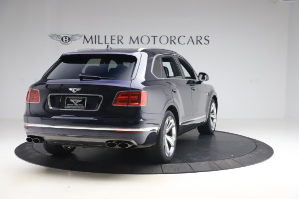 Used 2018 Bentley Bentayga W12 Signature for sale $154,900 at Pagani of Greenwich in Greenwich CT 06830 7