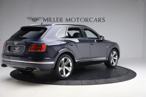 Used 2018 Bentley Bentayga W12 Signature for sale $154,900 at Pagani of Greenwich in Greenwich CT 06830 8
