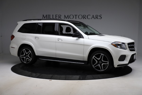 Used 2018 Mercedes-Benz GLS 550 for sale Sold at Pagani of Greenwich in Greenwich CT 06830 10