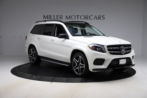 Used 2018 Mercedes-Benz GLS 550 for sale Sold at Pagani of Greenwich in Greenwich CT 06830 11