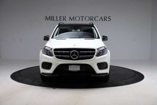 Used 2018 Mercedes-Benz GLS 550 for sale Sold at Pagani of Greenwich in Greenwich CT 06830 12