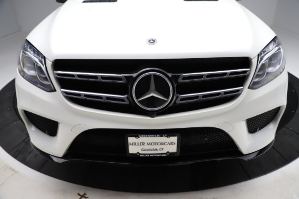Used 2018 Mercedes-Benz GLS 550 for sale Sold at Pagani of Greenwich in Greenwich CT 06830 13