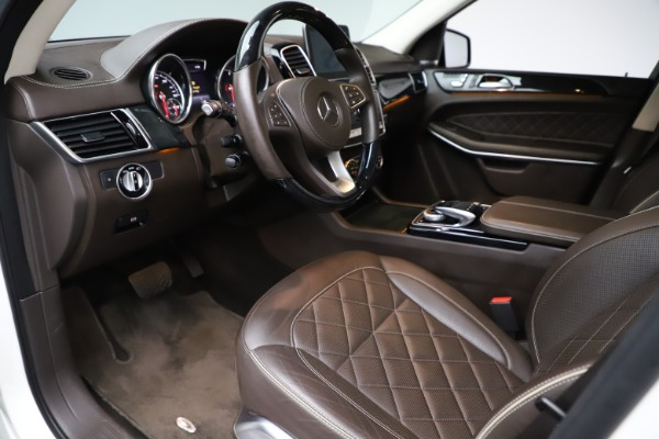 Used 2018 Mercedes-Benz GLS 550 for sale Sold at Pagani of Greenwich in Greenwich CT 06830 16