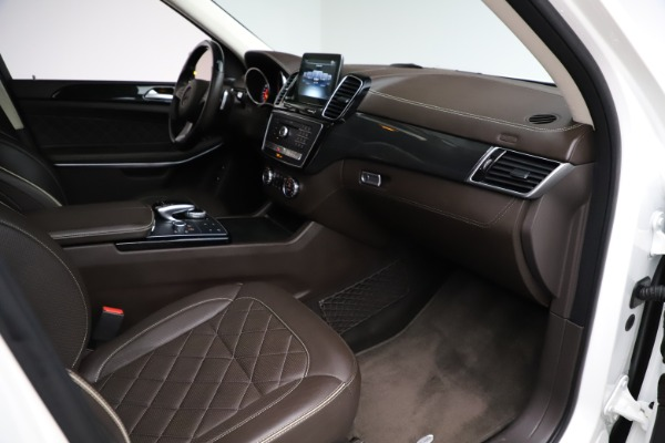 Used 2018 Mercedes-Benz GLS 550 for sale Sold at Pagani of Greenwich in Greenwich CT 06830 24
