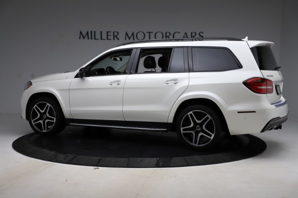 Used 2018 Mercedes-Benz GLS 550 for sale Sold at Pagani of Greenwich in Greenwich CT 06830 4