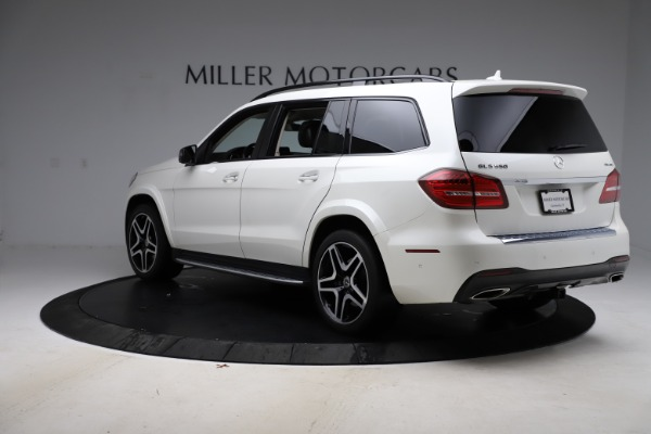 Used 2018 Mercedes-Benz GLS 550 for sale Sold at Pagani of Greenwich in Greenwich CT 06830 5
