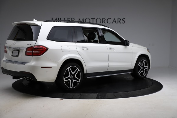 Used 2018 Mercedes-Benz GLS 550 for sale Sold at Pagani of Greenwich in Greenwich CT 06830 8