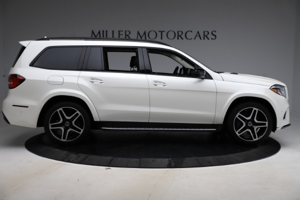 Used 2018 Mercedes-Benz GLS 550 for sale Sold at Pagani of Greenwich in Greenwich CT 06830 9
