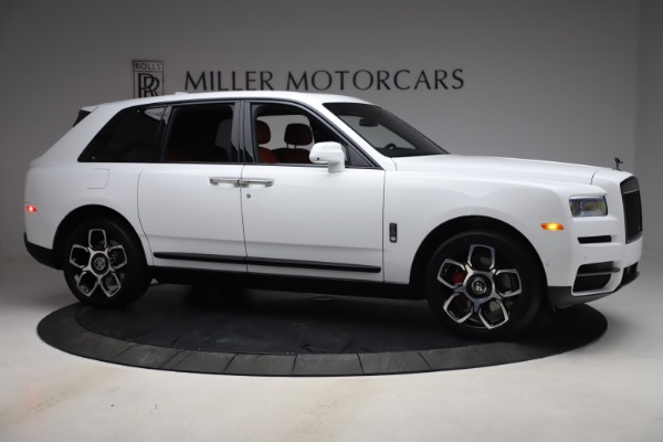 New 2021 Rolls-Royce Cullinan Black Badge for sale $431,325 at Pagani of Greenwich in Greenwich CT 06830 11