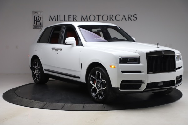 New 2021 Rolls-Royce Cullinan Black Badge for sale $431,325 at Pagani of Greenwich in Greenwich CT 06830 12