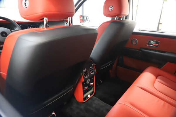 New 2021 Rolls-Royce Cullinan Black Badge for sale $431,325 at Pagani of Greenwich in Greenwich CT 06830 20