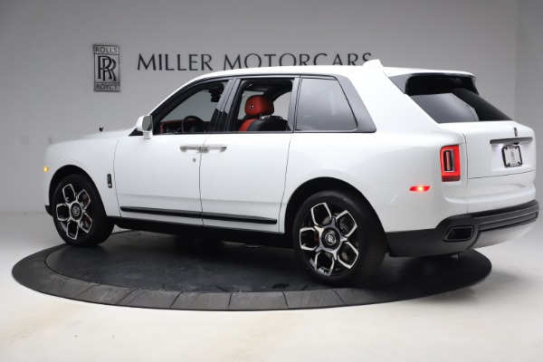 New 2021 Rolls-Royce Cullinan Black Badge for sale $431,325 at Pagani of Greenwich in Greenwich CT 06830 5