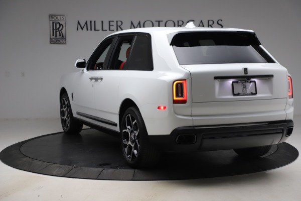 New 2021 Rolls-Royce Cullinan Black Badge for sale $431,325 at Pagani of Greenwich in Greenwich CT 06830 6
