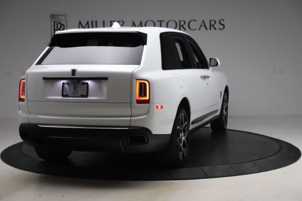New 2021 Rolls-Royce Cullinan Black Badge for sale $431,325 at Pagani of Greenwich in Greenwich CT 06830 8