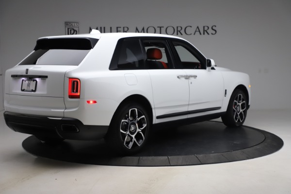 New 2021 Rolls-Royce Cullinan Black Badge for sale $431,325 at Pagani of Greenwich in Greenwich CT 06830 9