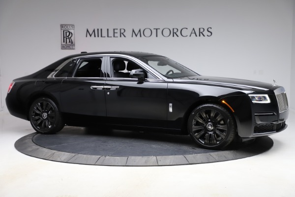New 2021 Rolls-Royce Ghost for sale $374,150 at Pagani of Greenwich in Greenwich CT 06830 11