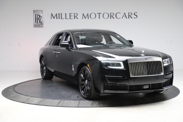 New 2021 Rolls-Royce Ghost for sale $374,150 at Pagani of Greenwich in Greenwich CT 06830 12