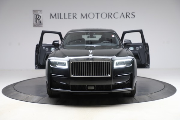 New 2021 Rolls-Royce Ghost for sale $374,150 at Pagani of Greenwich in Greenwich CT 06830 13
