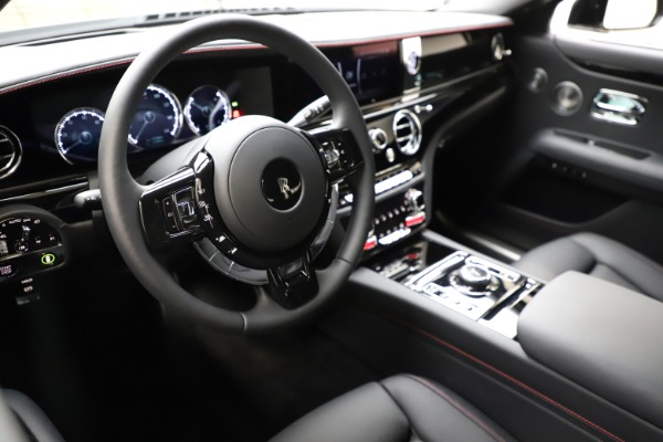 New 2021 Rolls-Royce Ghost for sale $374,150 at Pagani of Greenwich in Greenwich CT 06830 16