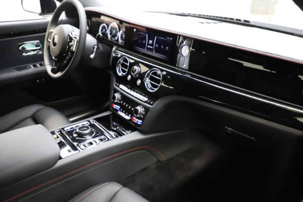 New 2021 Rolls-Royce Ghost for sale $374,150 at Pagani of Greenwich in Greenwich CT 06830 17