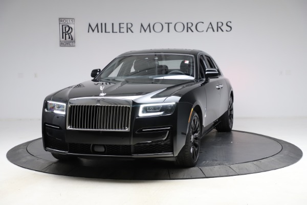 New 2021 Rolls-Royce Ghost for sale $374,150 at Pagani of Greenwich in Greenwich CT 06830 2