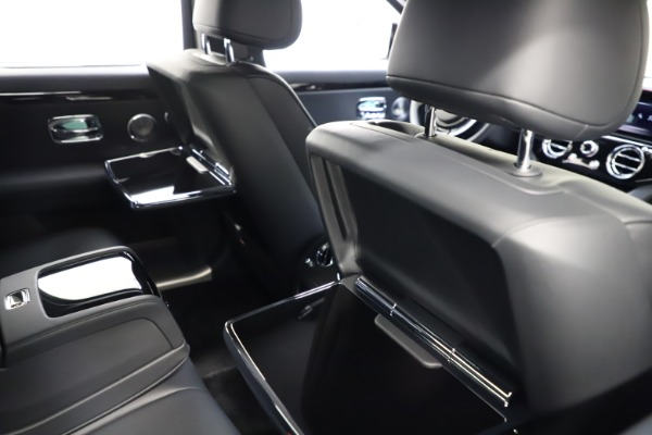 New 2021 Rolls-Royce Ghost for sale $374,150 at Pagani of Greenwich in Greenwich CT 06830 21