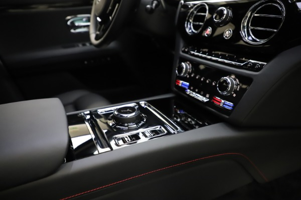 New 2021 Rolls-Royce Ghost for sale $374,150 at Pagani of Greenwich in Greenwich CT 06830 23
